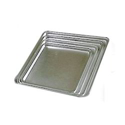 Square Trays (0.5 ht)