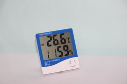 Clock Digital Hygrometer