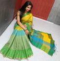 Khadi Raw Silk Saree