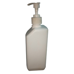 HDPE Hand Sanitizer Bottle