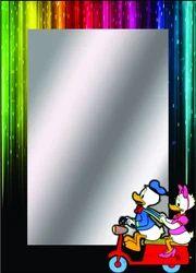 5 mm Glass Digital Mirrors
