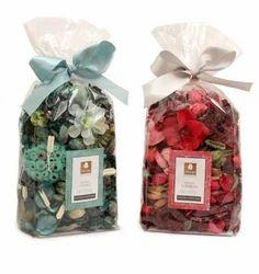 Red Asian Aura Potpourri Bags 100 Gms