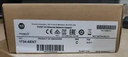 1734-AENT Allen Bradley Point IO Ethernet Network Adapter