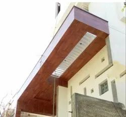 Roof Balcony Cladding