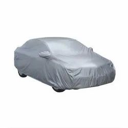 Grey Polyester Car Body Cover, Packaging Type: Bag