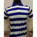 Cotton Striped T- Shirt