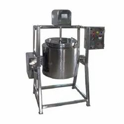 ss316L Mixing Kettles, Model Name/Number: 12, Capacity: 500