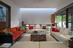 Banglow Interior Designing Service, Work Provided: Furniture,False Ceiling