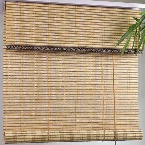Vertical Bamboo Window Blind