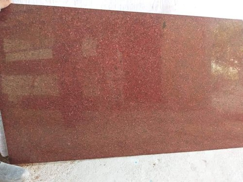 Ruby Red Granite, Thickness: 18-20