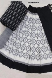 Designer Ikat Salwar Suit