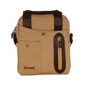 6 Compartment Canvas Sling Bags