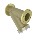 Gas Strainers, Size/dimension: 15 Nb To 2000 Nb, Capacity: Standard