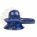 Lapis Lazuli Shivlinga