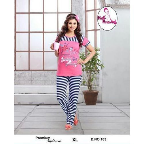 Cotton Girls Night Suit Size Xl Rs 350 Piece Karan Fab Id