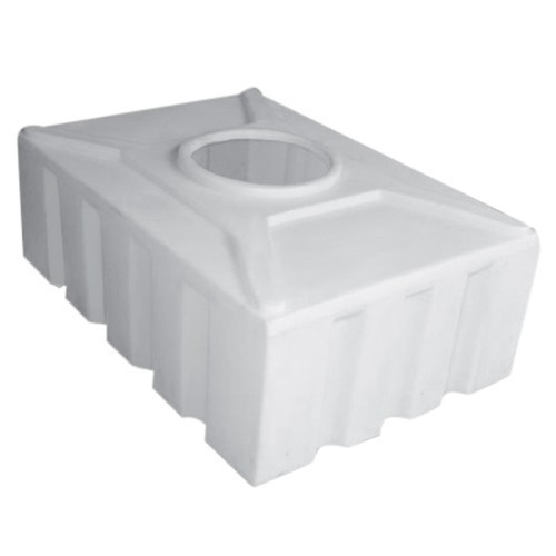 White 373 - 500 Mm Plastic Loft Water Tank