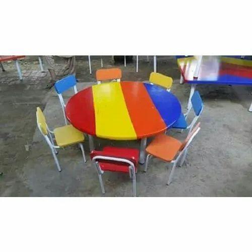 School Table And Chair Nursery Set
