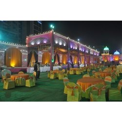 Outdoor Wedding Event Management Service