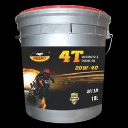 10l 4t Motorcycle Engine Oil