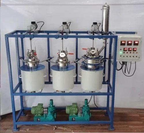 Continuous Stirred Tank Reactors