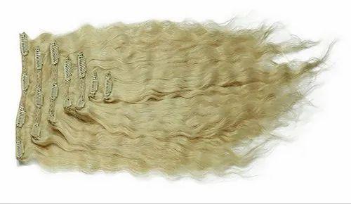 Hritik Brown Clip In 613 Hair Extensions