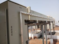 Mild Steel Shed Fabrication Services