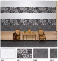 6032 (L, H, D, DF) Hexa Ceramic Digital Wall Tiles