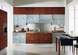 Chilliez Acrylic Finish Modular Kitchen