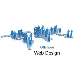 Offshore Web Designing Service, With 24*7 Support