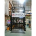 Hydraulic Industrial Goods Lift