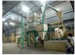 1000 Kg/Hr WIPL Fish Feed Crusher