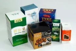 Multi Color Printed Packaging Box