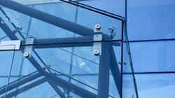 12 Months Heat Strengthened Glass Structural Glazing Services, Glass Thickness: 18 Mm
