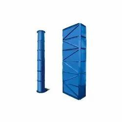 Mild Steel Column Box