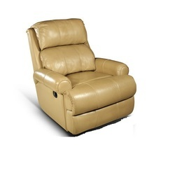 Single Seater Leather Recliner