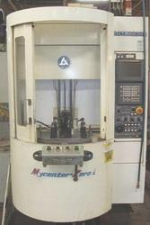 Mycenter Zero i Vertical Machining Center