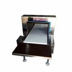 Aggregate Conveyor Metal Detector