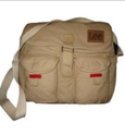 Cream Color College Bag
