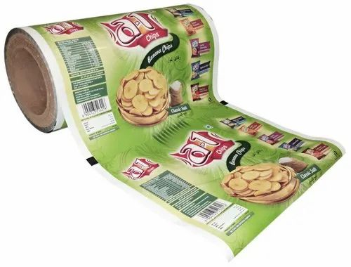 laminated pouches and Rolls - Packaging Roll Manufacturer