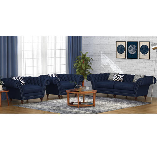 Blue Boss Chesterfield Sofa Set, Rs 35000 /set, Countrywide Retail ...