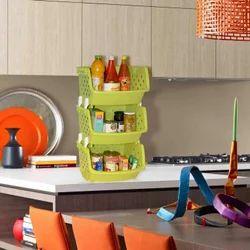 Klaxon Multipurpose Kitchen Rack
