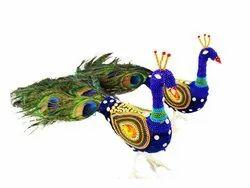 Showpiece for Home Decor Peacock Showpiece for Him Gift Temple