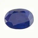 Oval Blue Sapphire