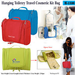 Hanging Toiletry Travel Cosmetic Kit Bag H-1520