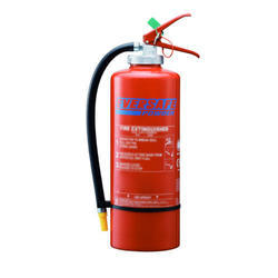 Mild Steel Eversafe Powder Type Fire Extinguisher