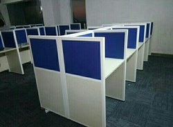 Modular Workstation With Partition