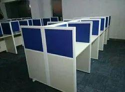 Desk Based Linear Workstation
