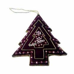 Zari X-Mas Tree Ornament