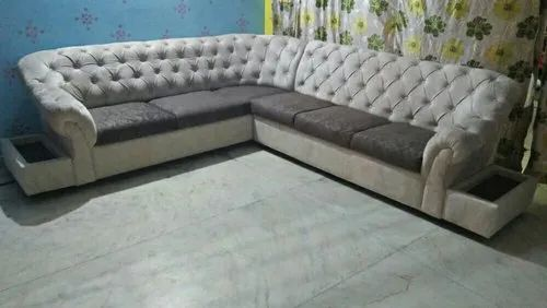 L Shape Sofa Set Longer Sofa Manufacturer From Hyderabad
