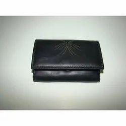 Leather Pattern Ladies Wallet